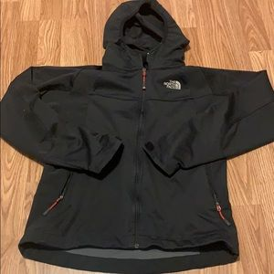 North Face Zip Up Light Jacket